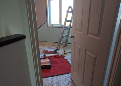 Charlee's Bedroom makeover by the brighter days foundation